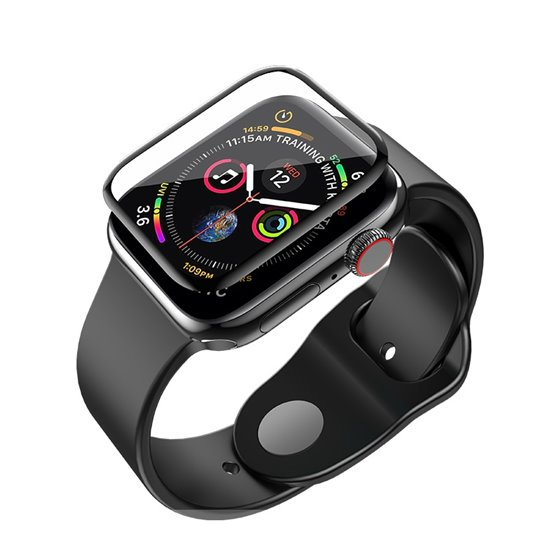 hoco-curved-hd-silk-screen-tempered-glass-for-apple-watch-series-4-invisible