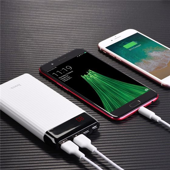 hoco-j28-mobile-power-bank-10000-mah-charging