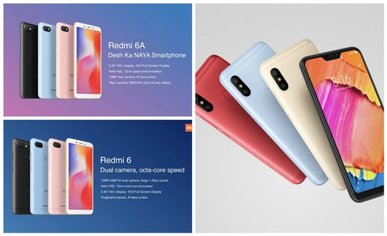 redmi-6-series-india-launched